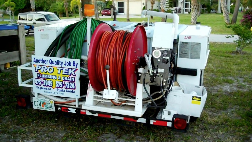 drain and sewer cleaning rotonda west fl